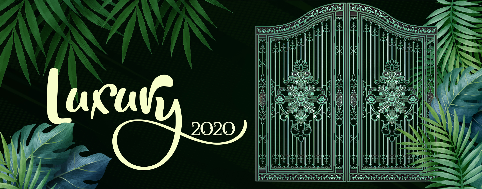 LUXURY gate - Version 2020